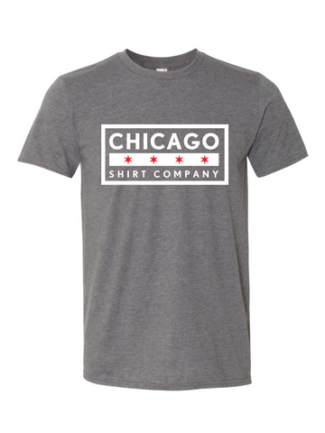 chicago flag tshirt