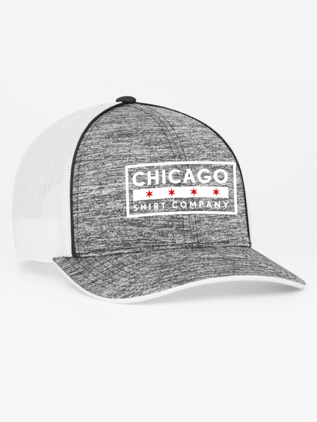 Chicago Flag Snapback Hat