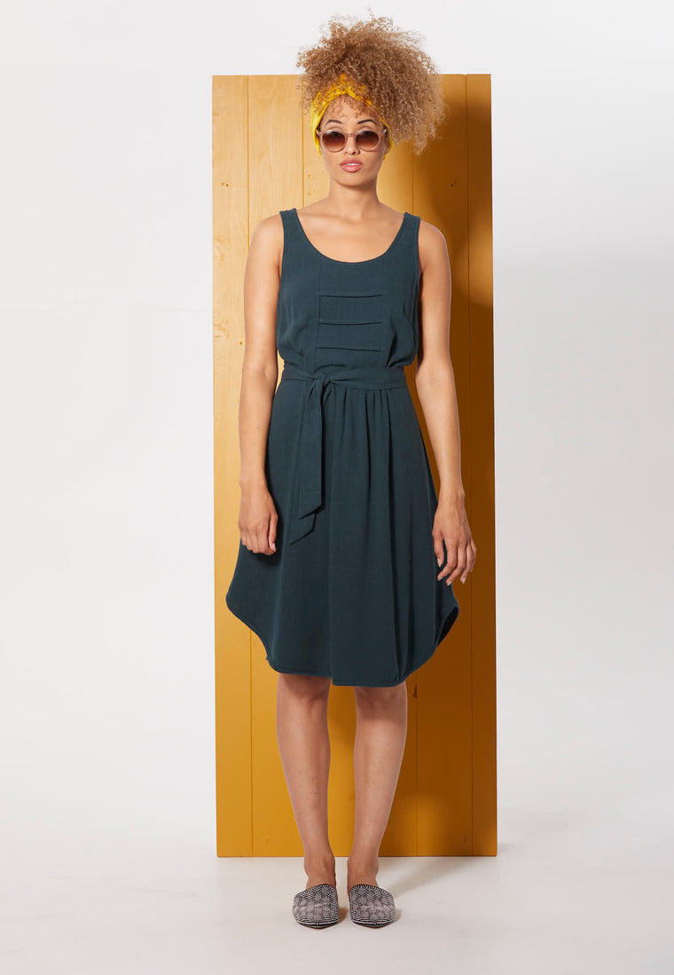 IBICELLA dress - Teal