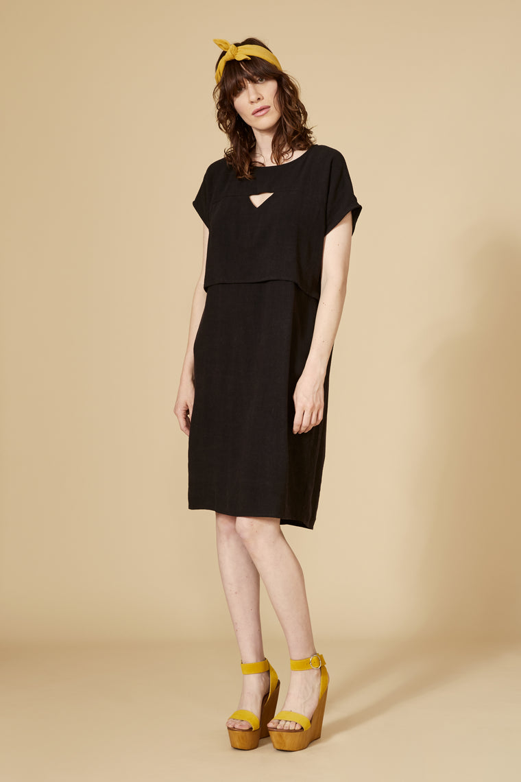 ARRAKIS Dress — Black