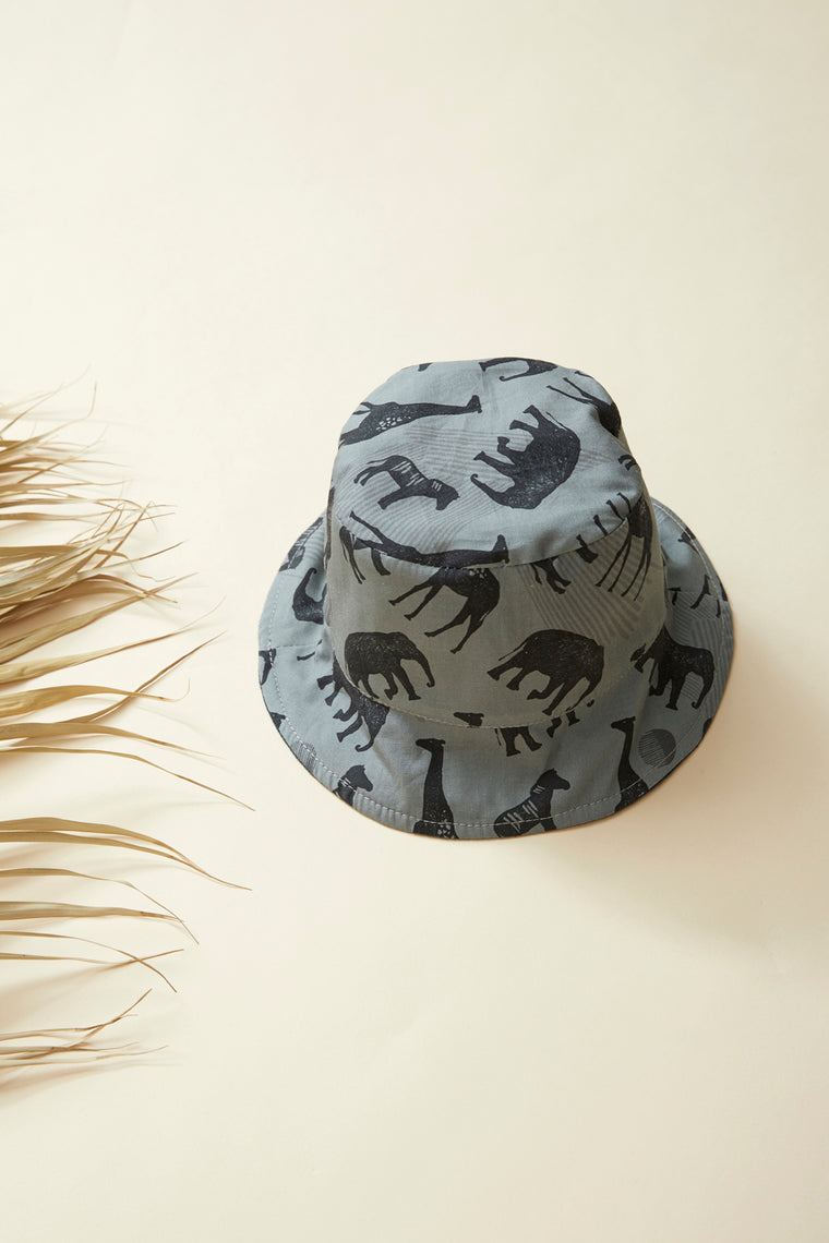 CALAO Hat — Aqua Safari