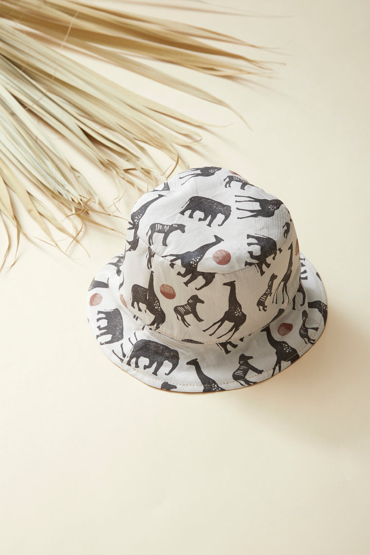 Chapeau CALAO — Safari Beige (en production)