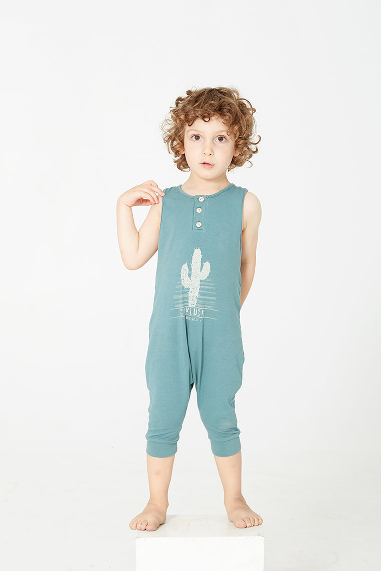 Jumpsuit Cokluch Mini ADMIRAL TOGO Turquoise (en production)