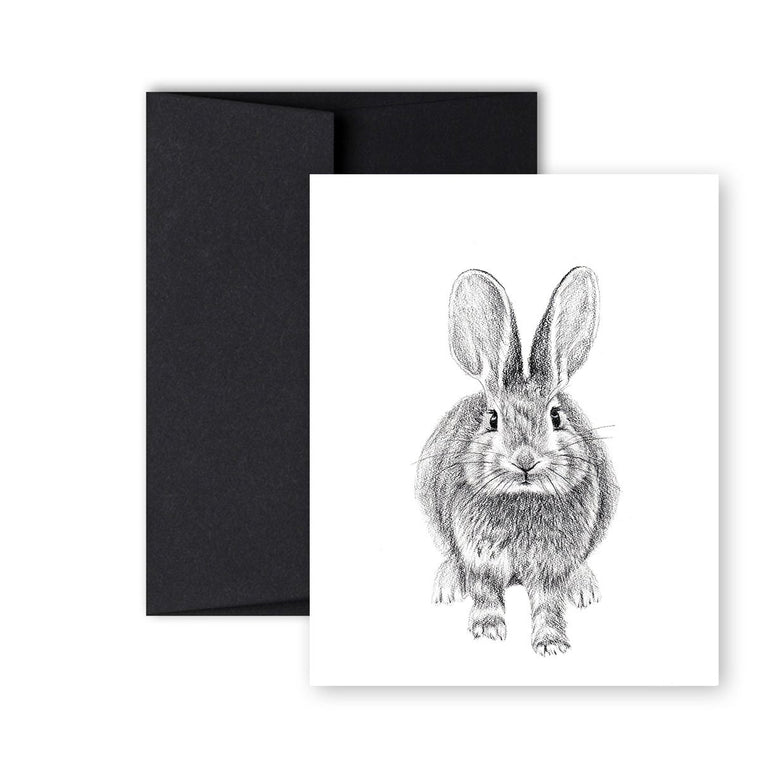 Greeting Card - Rabbit