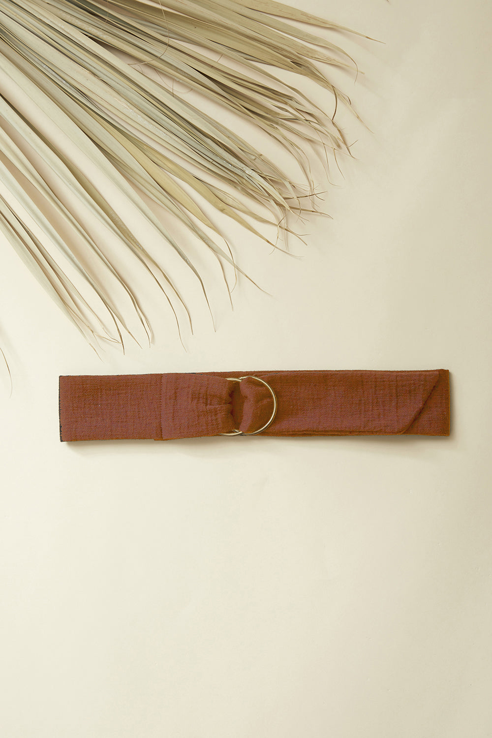 AKI Belt — Toffee