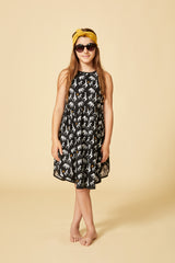 GIRAFE Dress — Black