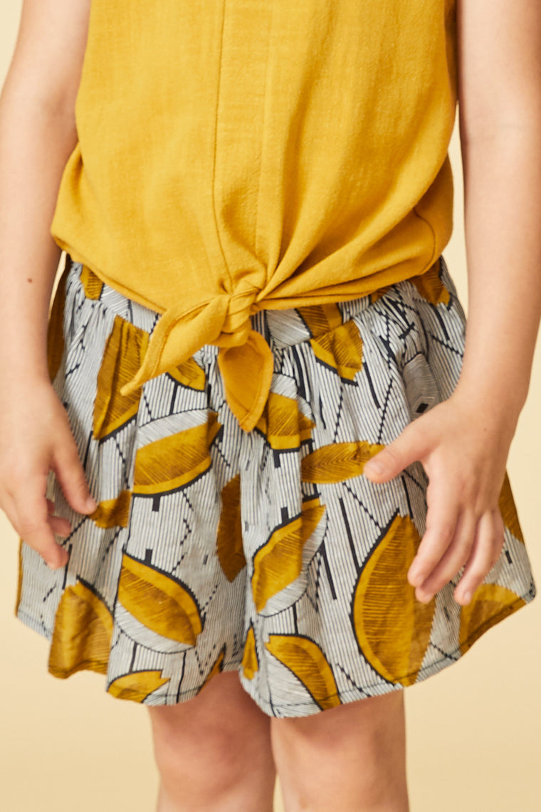 TOPI Divided Skirt — Verona