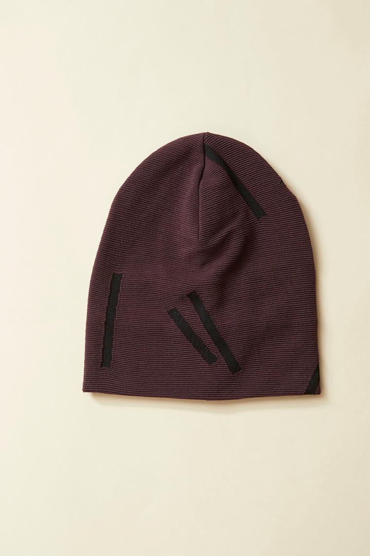 Tuque LEXI Chopstick Prune