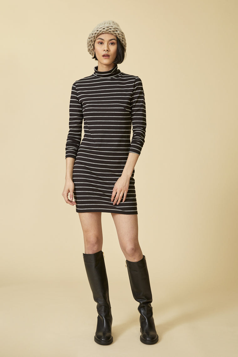 Tunic CORVUS - Black Striped
