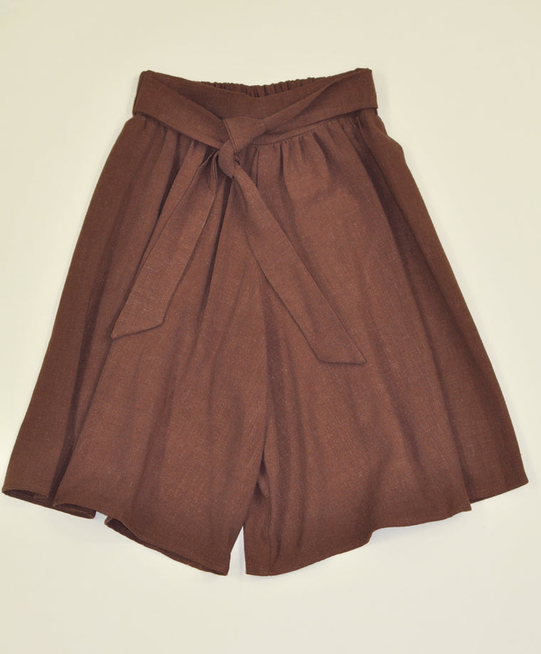 Jupe-culotte FIGUE — Amaretto