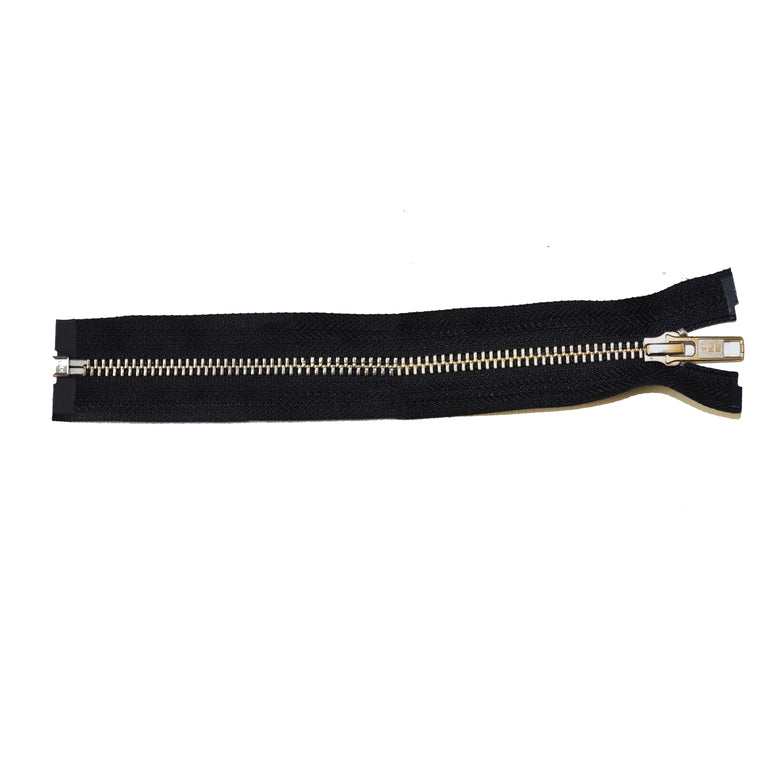 Separable zipper - Regular zip