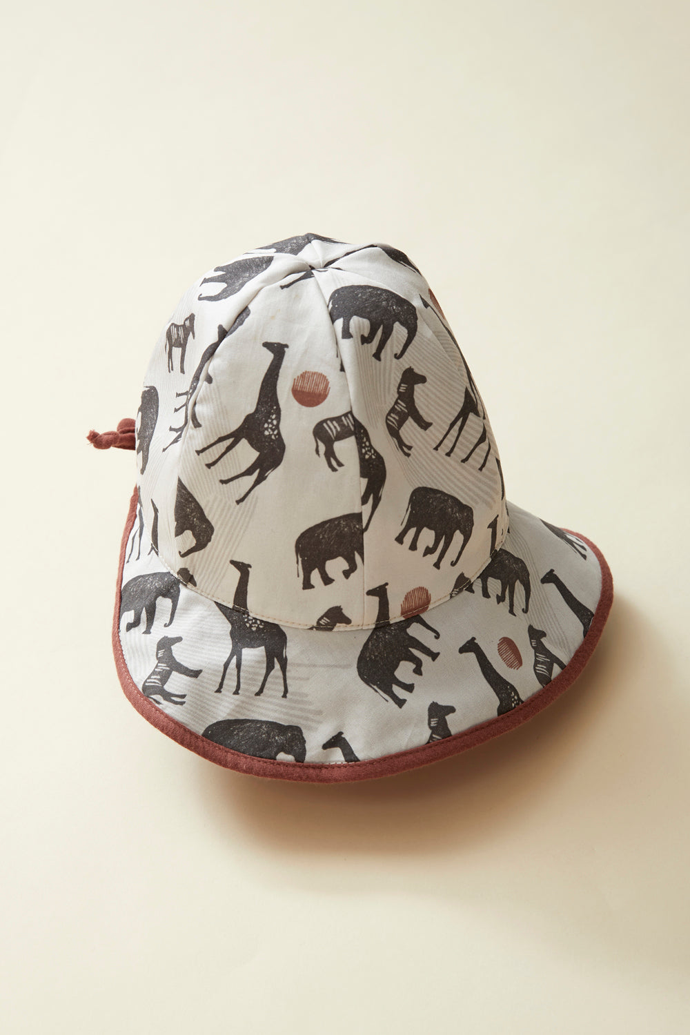 GOYAVE hat — Beige Safari
