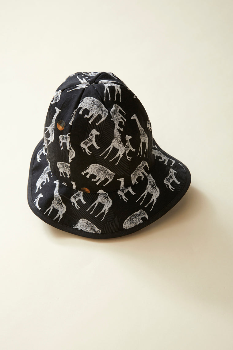 GOYAVE hat — Black Safari