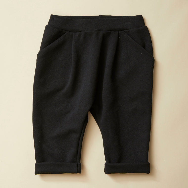 LAURIER pants — Black