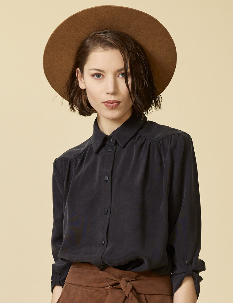 Blouse NORMA - Black