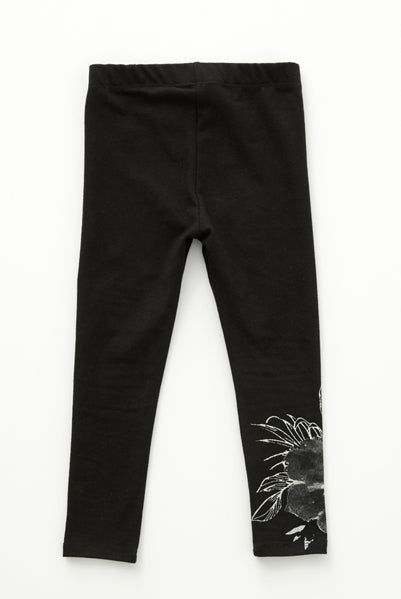 ORCHIDÉE legging - Black