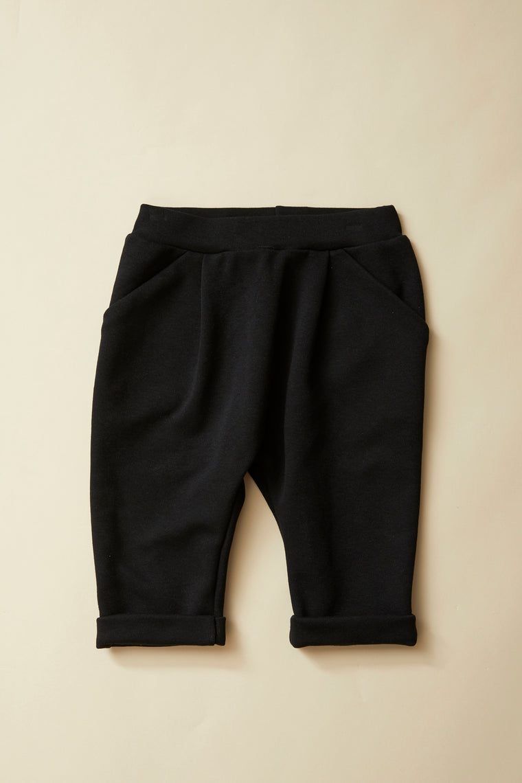 SURICATE pants — Black