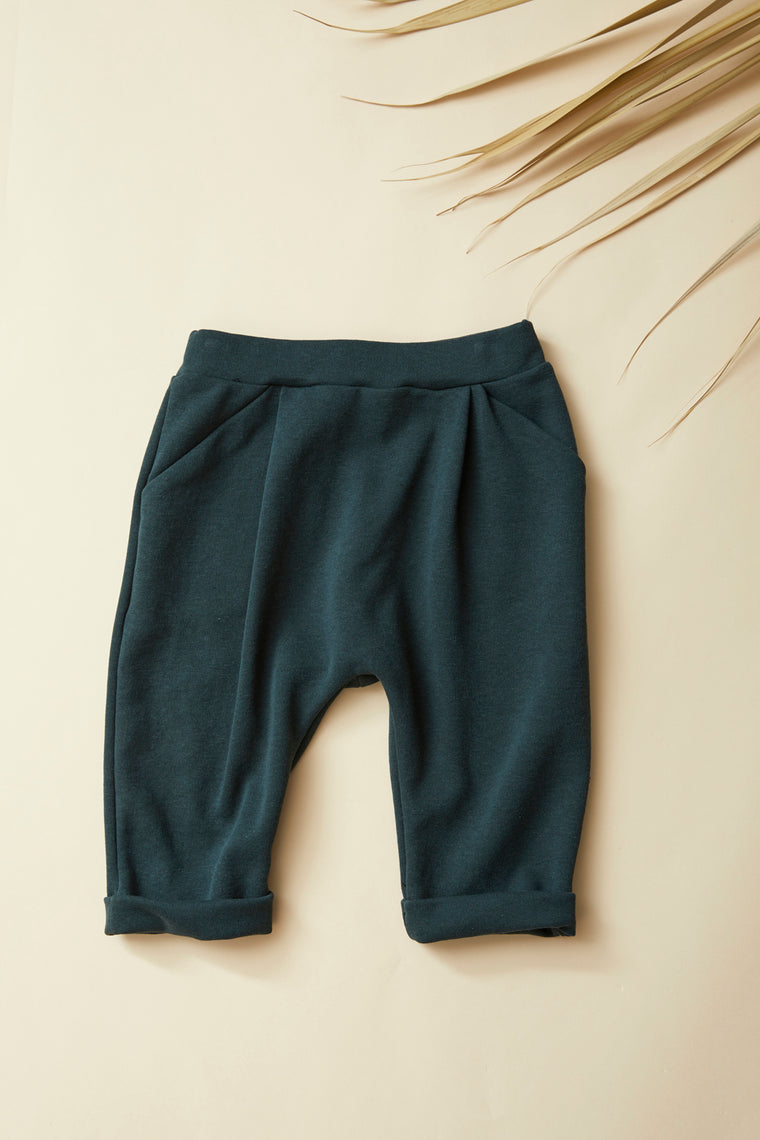SURICATE Pants — Teal