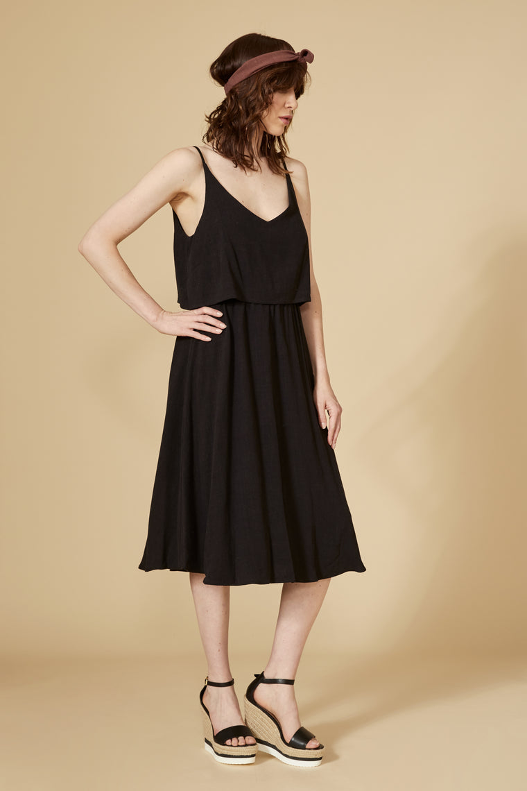 SAVANE Dress — Black