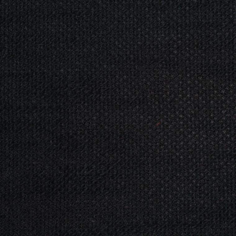 Plain knit - Black - Sandra Knit
