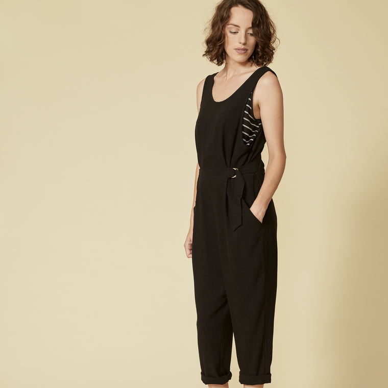 YUKON jumpsuit - Black