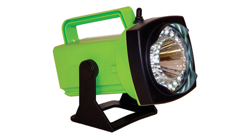 LED Spot/Flood Rechargeable Light