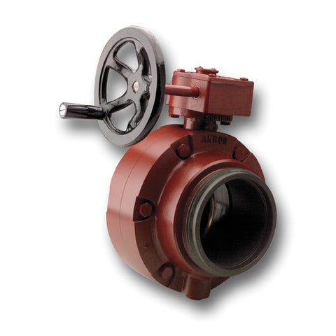 Heiman Fire Equipment - Akron Butterfly Valve