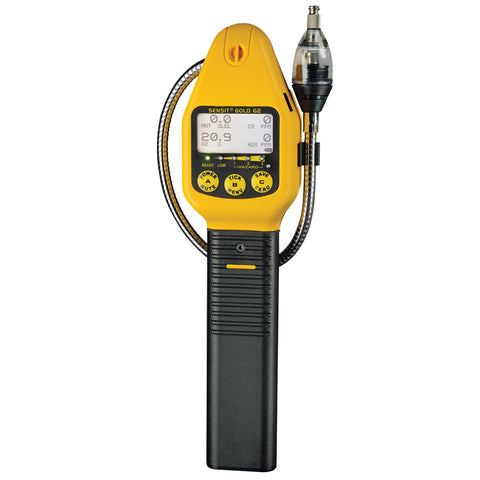 Heiman Fire Equipment - Sensit Gold G2