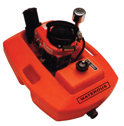 Heiman Fire Equipment - Waterous Floto Pump