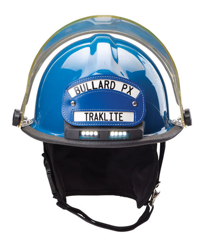 Heiman Fire Equipment - Bullard PX Helmet with Traklite
