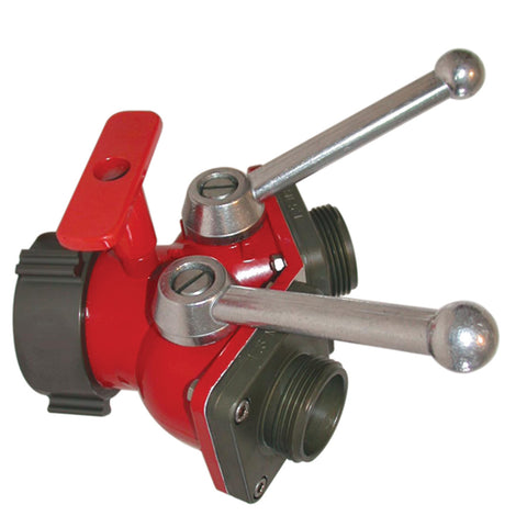 Heiman Fire Equipment - Two Way Valve