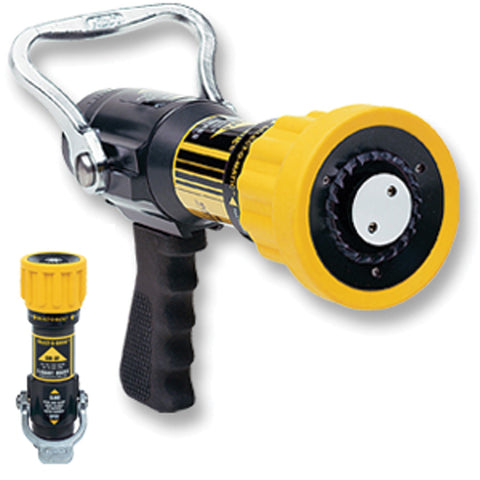 Heiman Fire Equipment - Select-O-Matic Nozzles