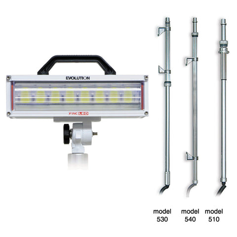 Evolution LED Telescopic Lights