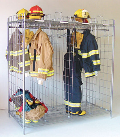 Heiman Fire Equipment - Ready Rack Double Sided Free Standing