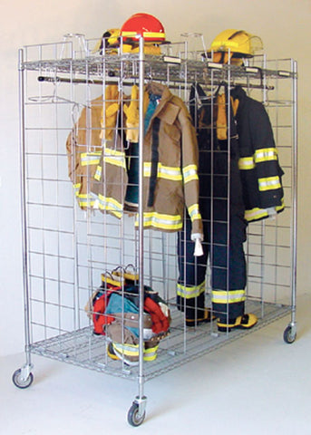 Heiman Fire Equipment - Ready Rack Mobile Unit