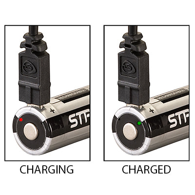 18650 USB Batteries and Chargers