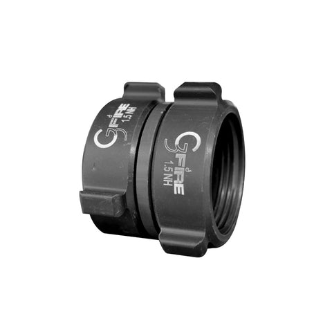 Heiman Fire Double Female Adapter
