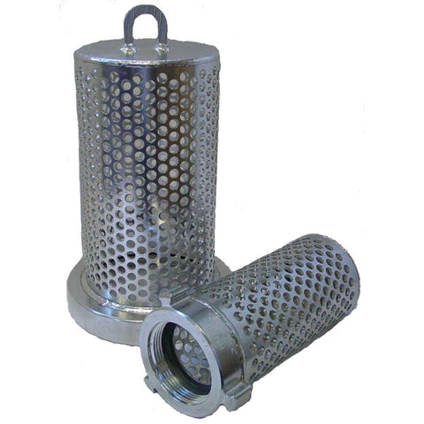 Heiman Fire Barrel Strainers