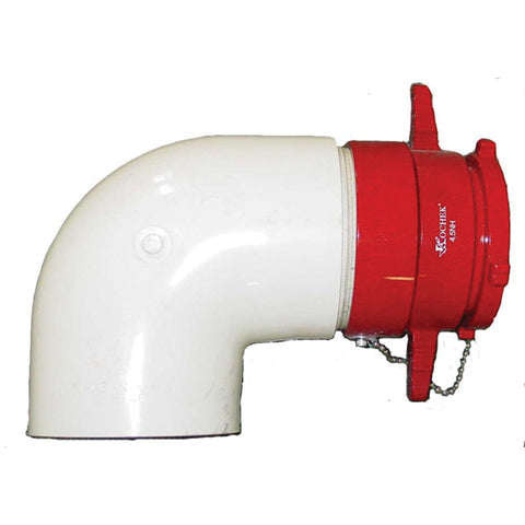 Heiman Fire Dry Hydrant Water Delivery System