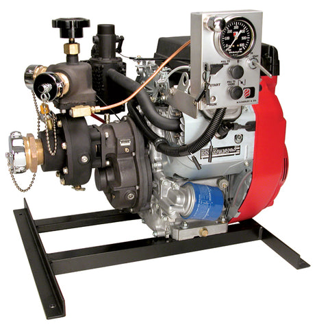 Standard Features for Honda Pumps