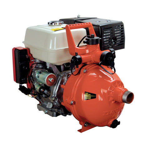 Heiman Fire Equipment - Portable Pump