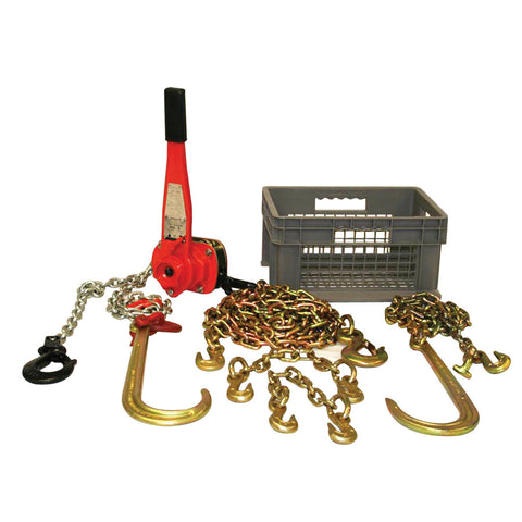 Heiman Fire Equipment - Rescue Chain Package