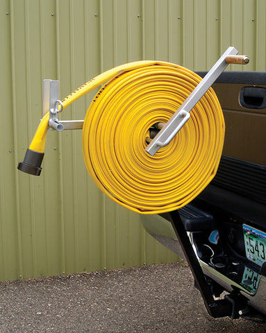 Heiman Fire Equipment - Hose Coiler w/bracket