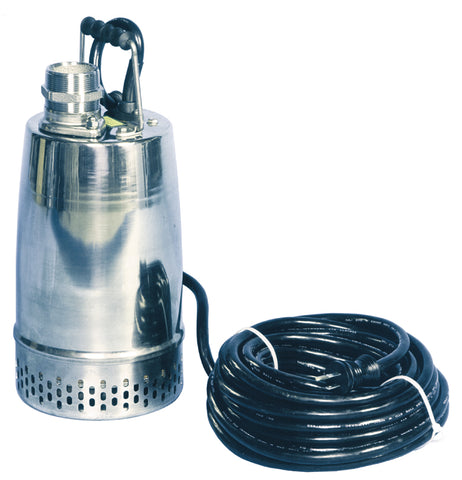 Heiman Fire Equipment - Submersible Pumps
