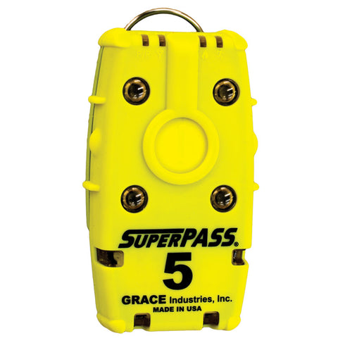 Heiman Fire Equipment - Super Pass 5-H