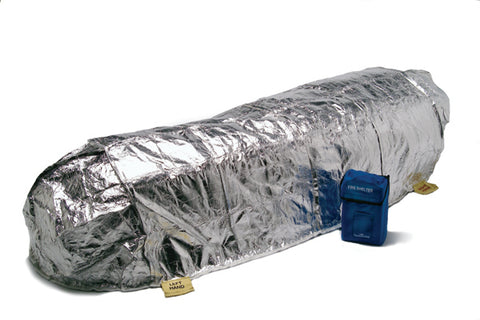 Heiman Fire Equipment Fire Shelter