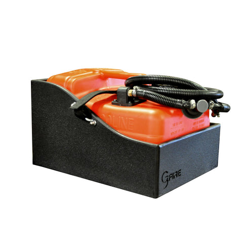 Heiman Fire Equipment - Fuel Tank and Holder