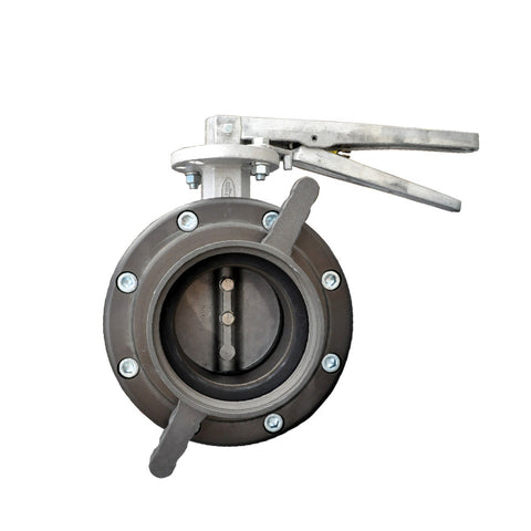 Heiman Fire Equipment - Butterfly Valve Lever