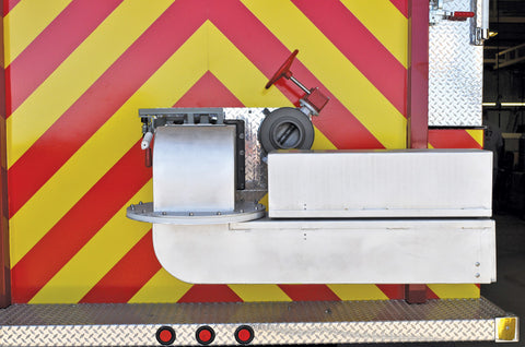 Heiman Fire Equipment - Swivel Dump Chute