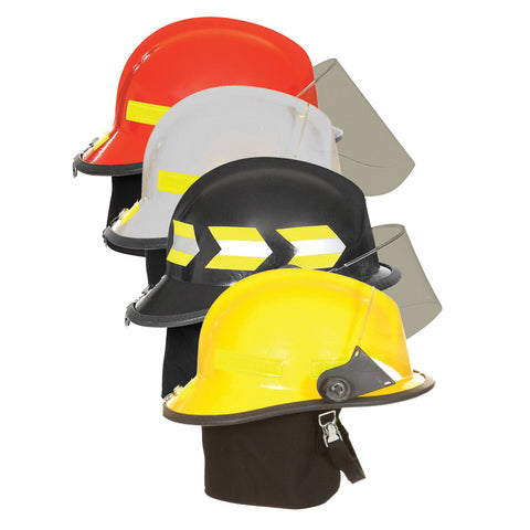Heiman Fire Equipment - Chieftan 911 Warrior Helmet